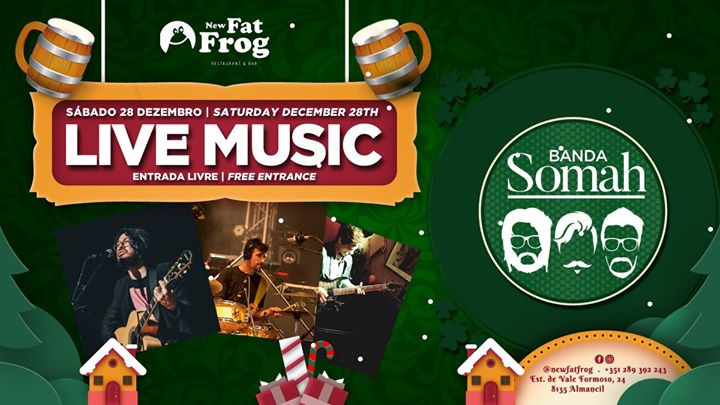 Live Music with Somah Cover Band