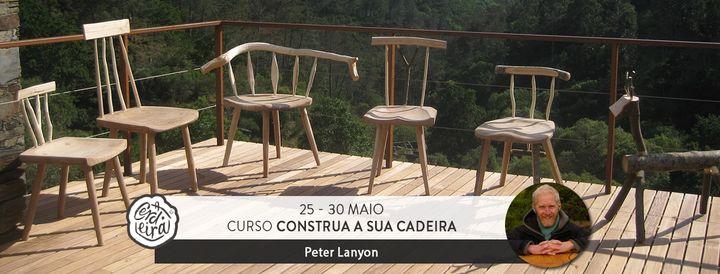 Curso Construa a sua Cadeira | Build your own chair course