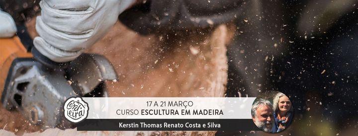 Curso de Escultura em Madeira | Wood Sculpture course