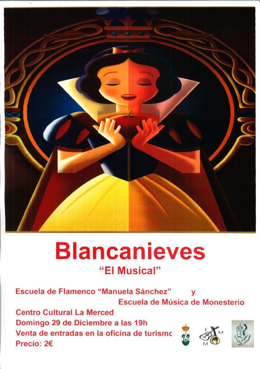 """""""Blancanieves"""", el Musical"""