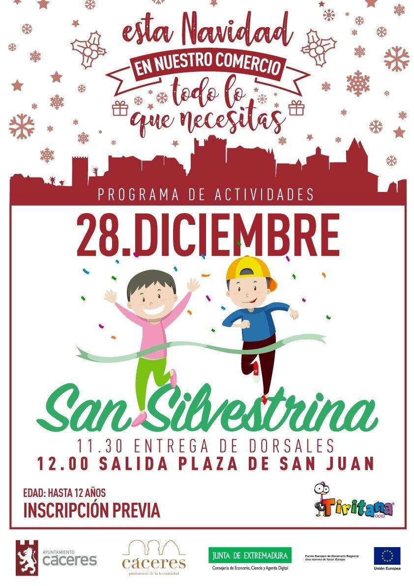 San Silvestrina Cáceres