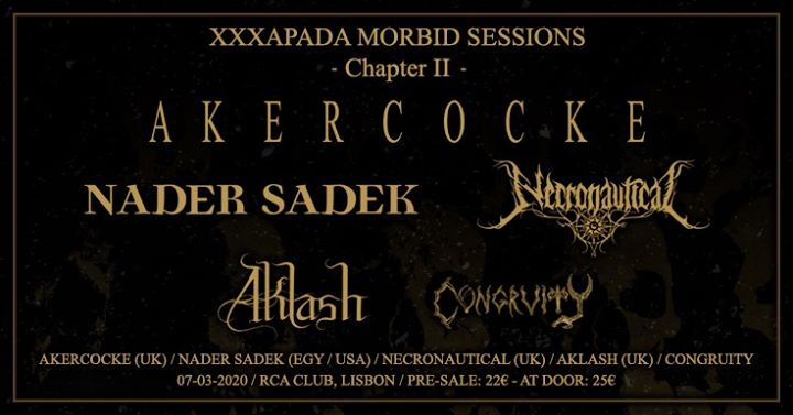 Xxxapada Morbid Sessions - The Second Chapter