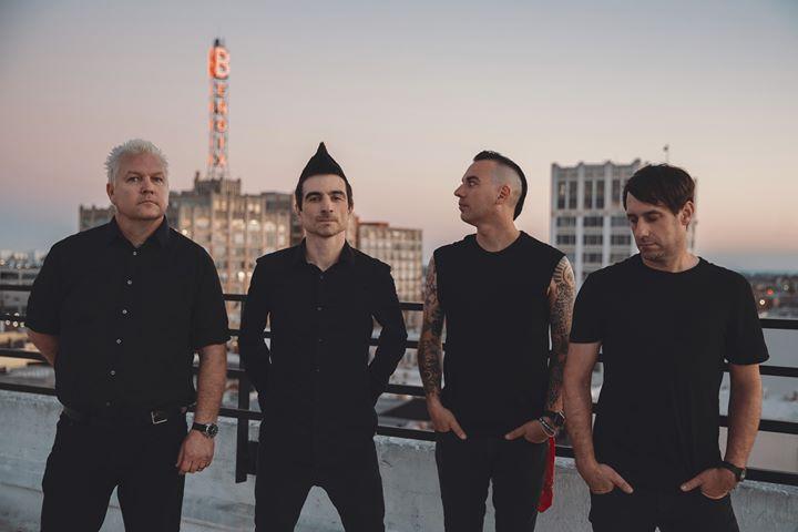 Anti-Flag 20/20 European Tour - Lisboa