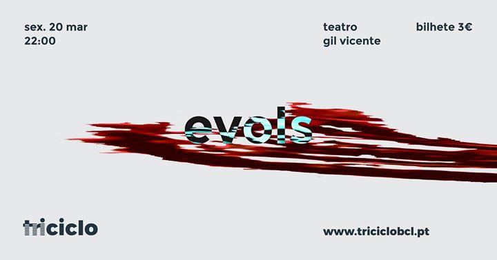 Adiado - triciclo / evols no teatro gil vicente