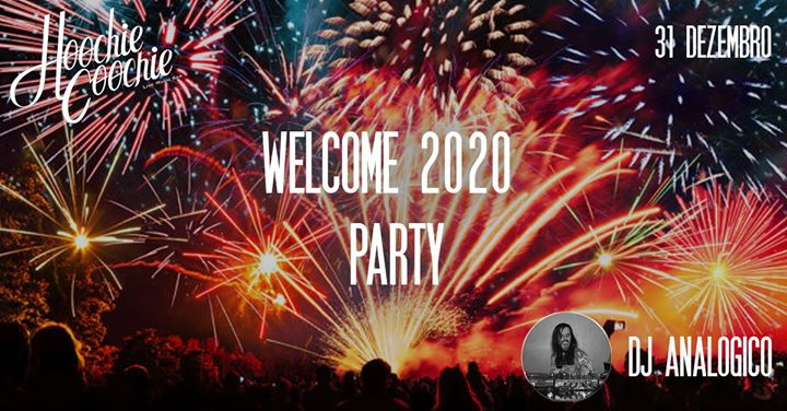 Welcome 2020 Party