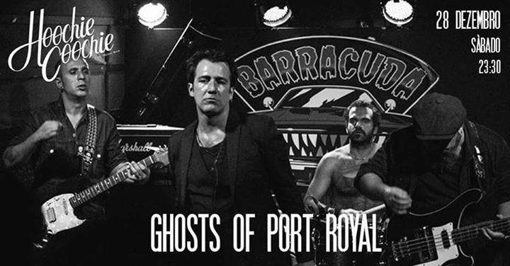 Ghosts of Port Royal LIVE