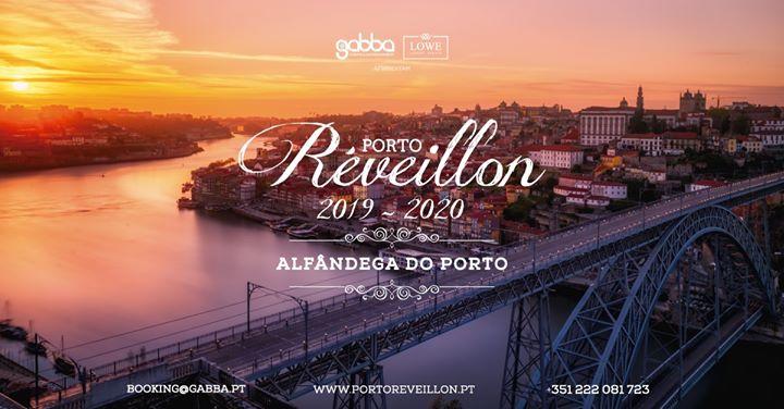 Porto Réveillon 2019/20 ♚ Alfândega do Porto