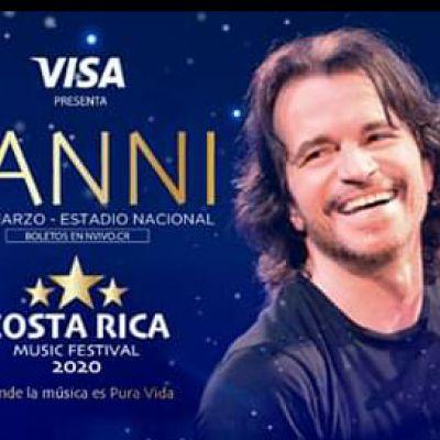 Yanni En Costa Rica