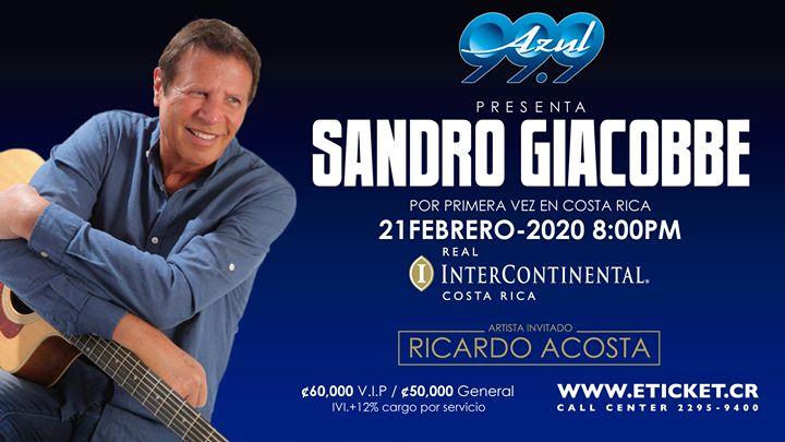 Sandro Giacobbe En Costa Rica
