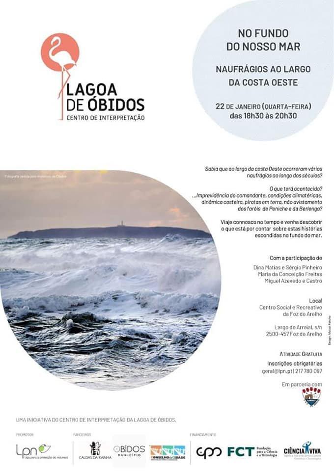 Lagoa de Óbidos | Centro de Interpretação | No Fundo do Nosso Mar