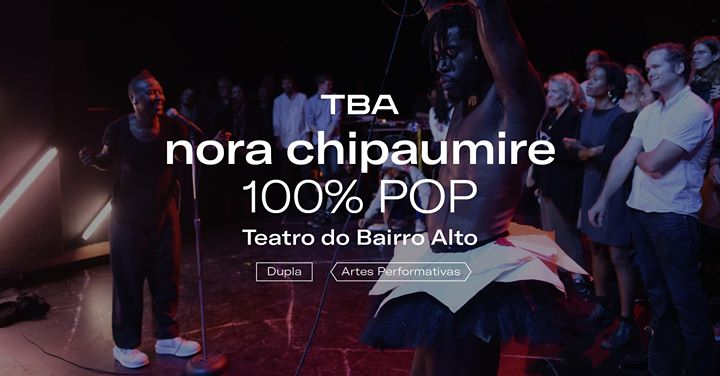 100% POP de nora chipaumire