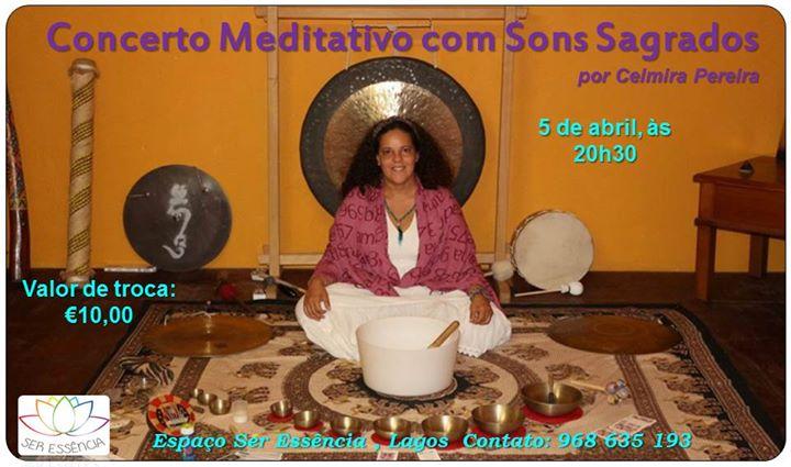 Concerto Meditativo com Sons Sagrados