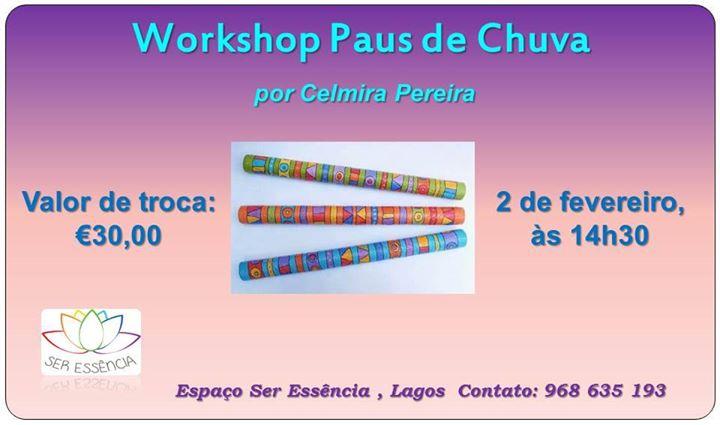 Workshop | Paus de Chuva