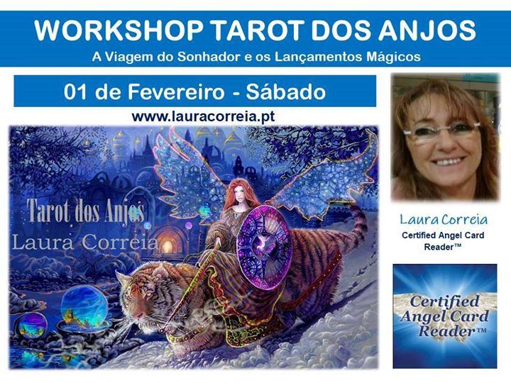 Seixal   Workshop Tarot dos Anjos – A Viagem do Sonhador