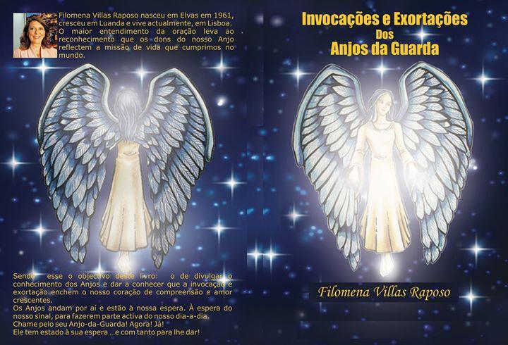 Apresentação do Livro sobre os Anjos da Guarda.