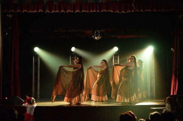 Workshop Dança Oriental