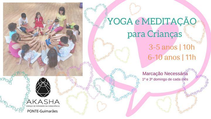 Yoga e Meditação para Crianças