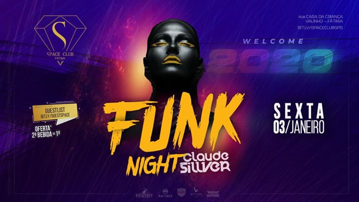 FUNK NIGHT :: Welcome 2020 SPACE CLUB