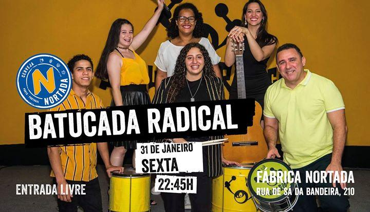 Batucada Radical - Fábrica Nortada