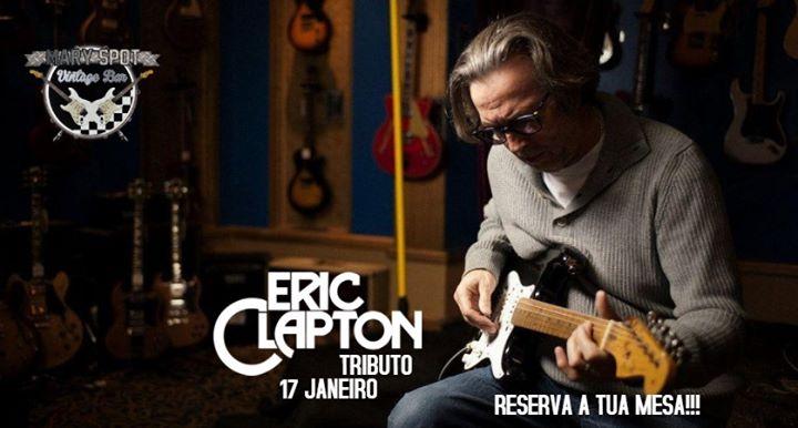 Clapton Addiction ao vivo no Mary Spot Vintage Bar 17-01-20