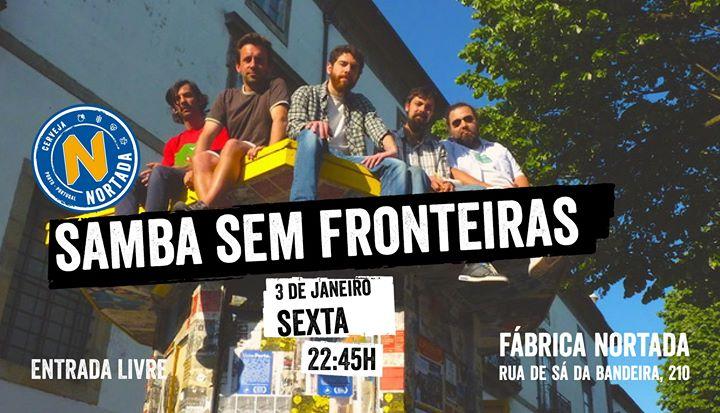 Samba Sem Fronteiras - Fábrica Nortada