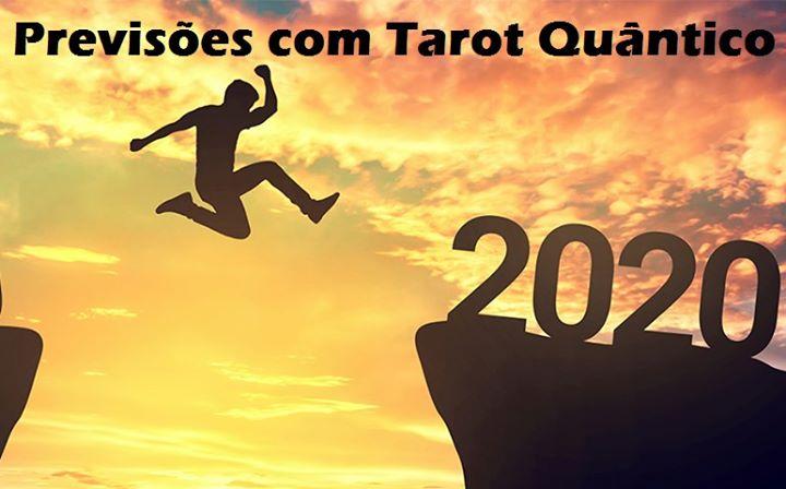 Previsões 2020 com Tarot Quântico por Catarina Fernandes