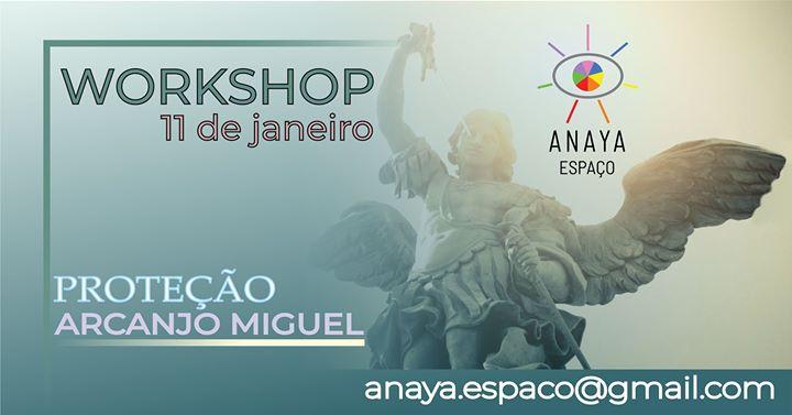 Workshop - Proteção Psíquica do Arcanjo Miguel