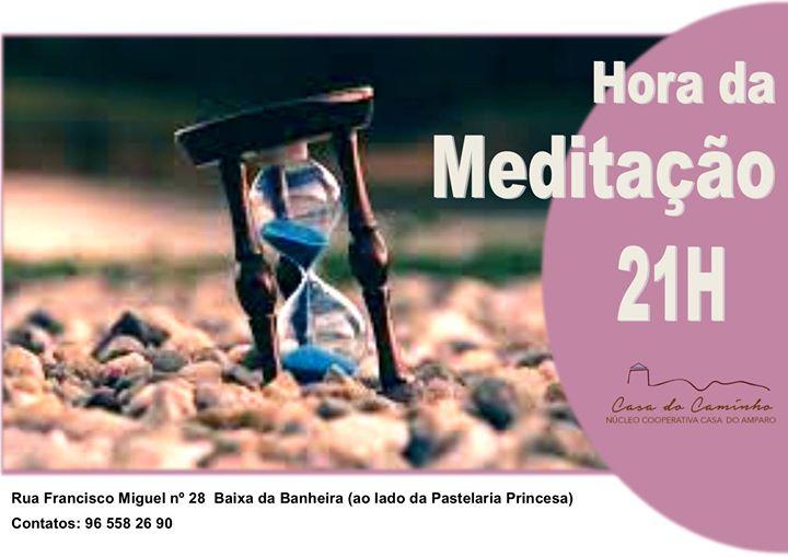 Hora da Meditação