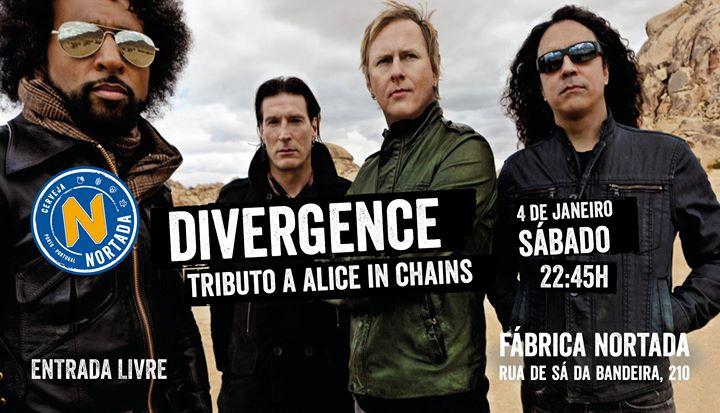 Divergence - Fábrica Nortada
