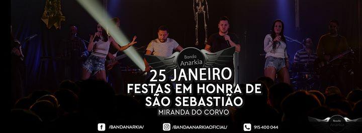 Banda Anarkia   Miranda do Corvo