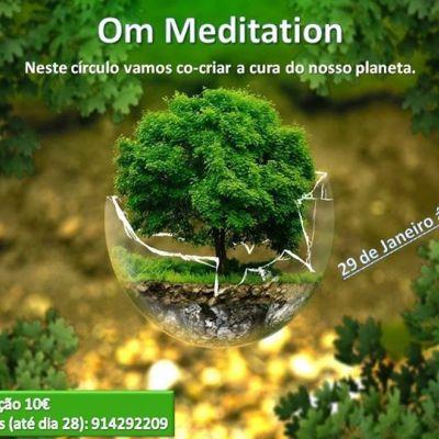 OM Meditation - Pela Cura da Terra