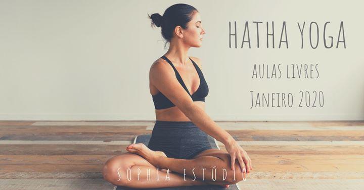 Aula Livre   Hatha Yoga