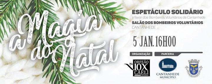Espetáculo Solidário 'A Magia do Natal'