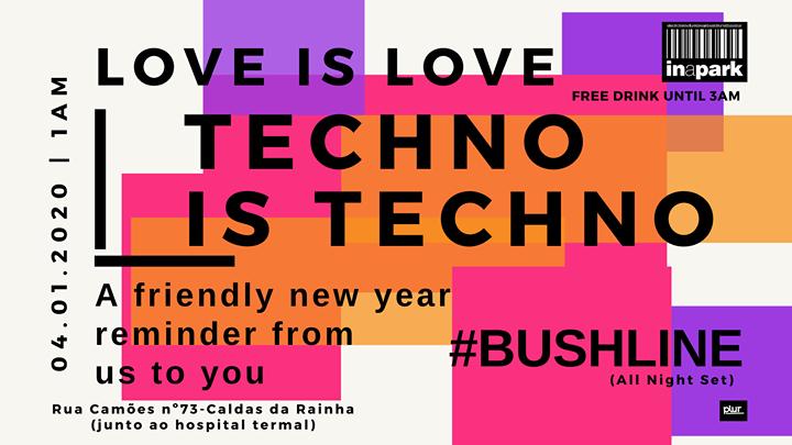 Techno is Techno