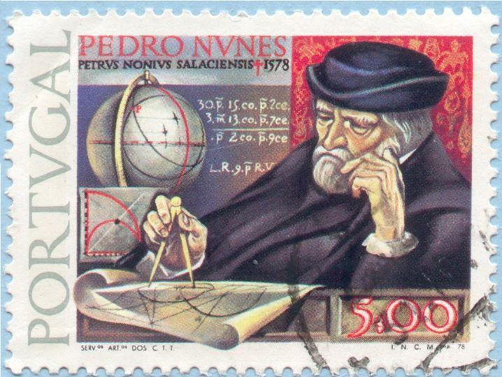 Pedro Nunes, o Matemático