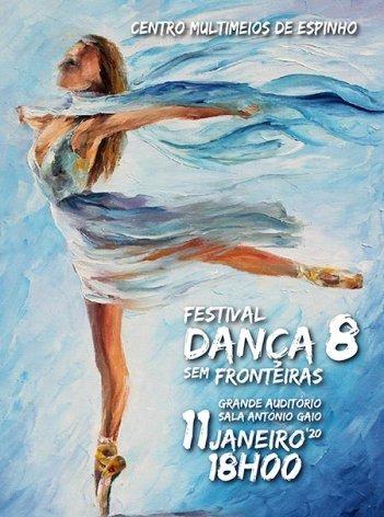 8º Festival Dança sem Fronteiras