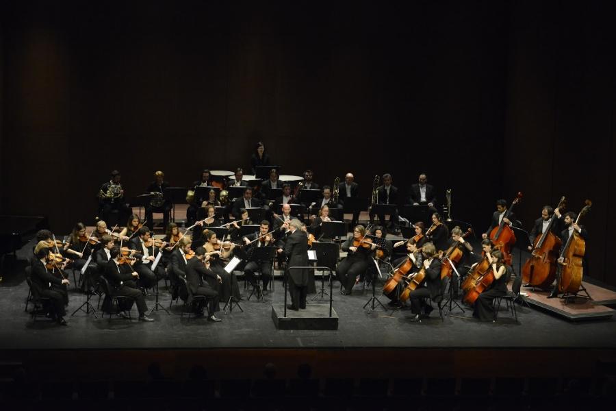 Concerto de Ano Novo I Orquestra do Norte