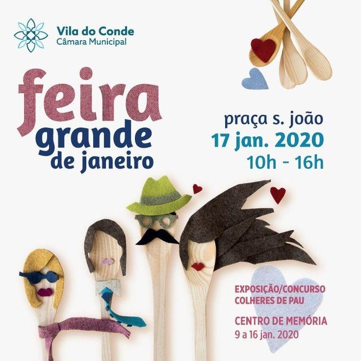 Feira dos Vinte na Praça de São João