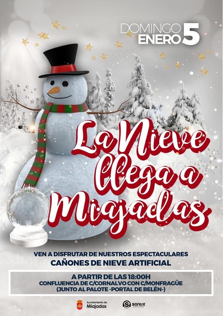 Los Reyes Magos llegan a Miajadas, Alonso de Ojeda y Casar de Miajadas