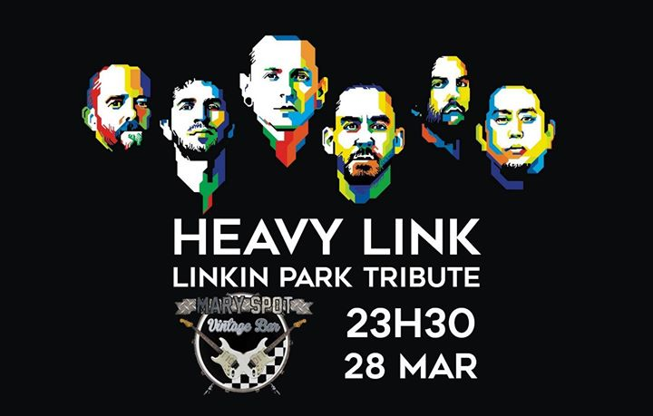 Heavy Link - Linkin Park Tribute // Mary Spot Vintage Bar