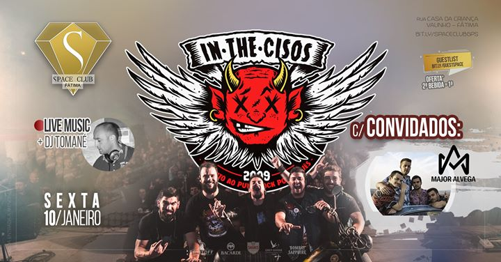 In-The-Cisos • punk rock live music