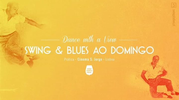 Dance with a View • Swing & Blues ao Domingo