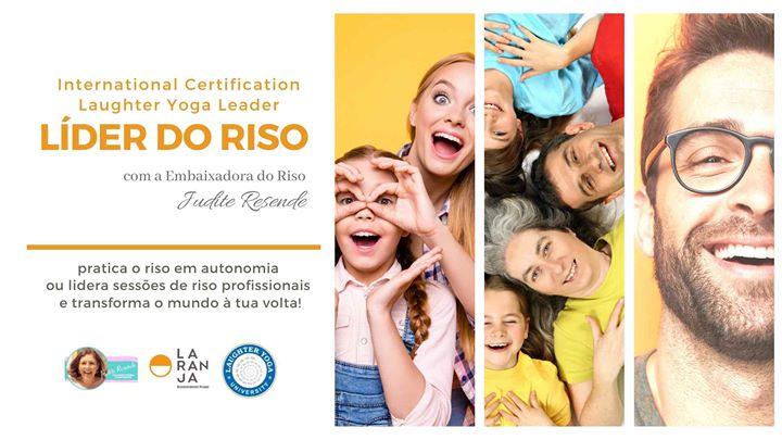 Certificação Líder do Riso / Facilitador de Yoga do Riso - OVAR