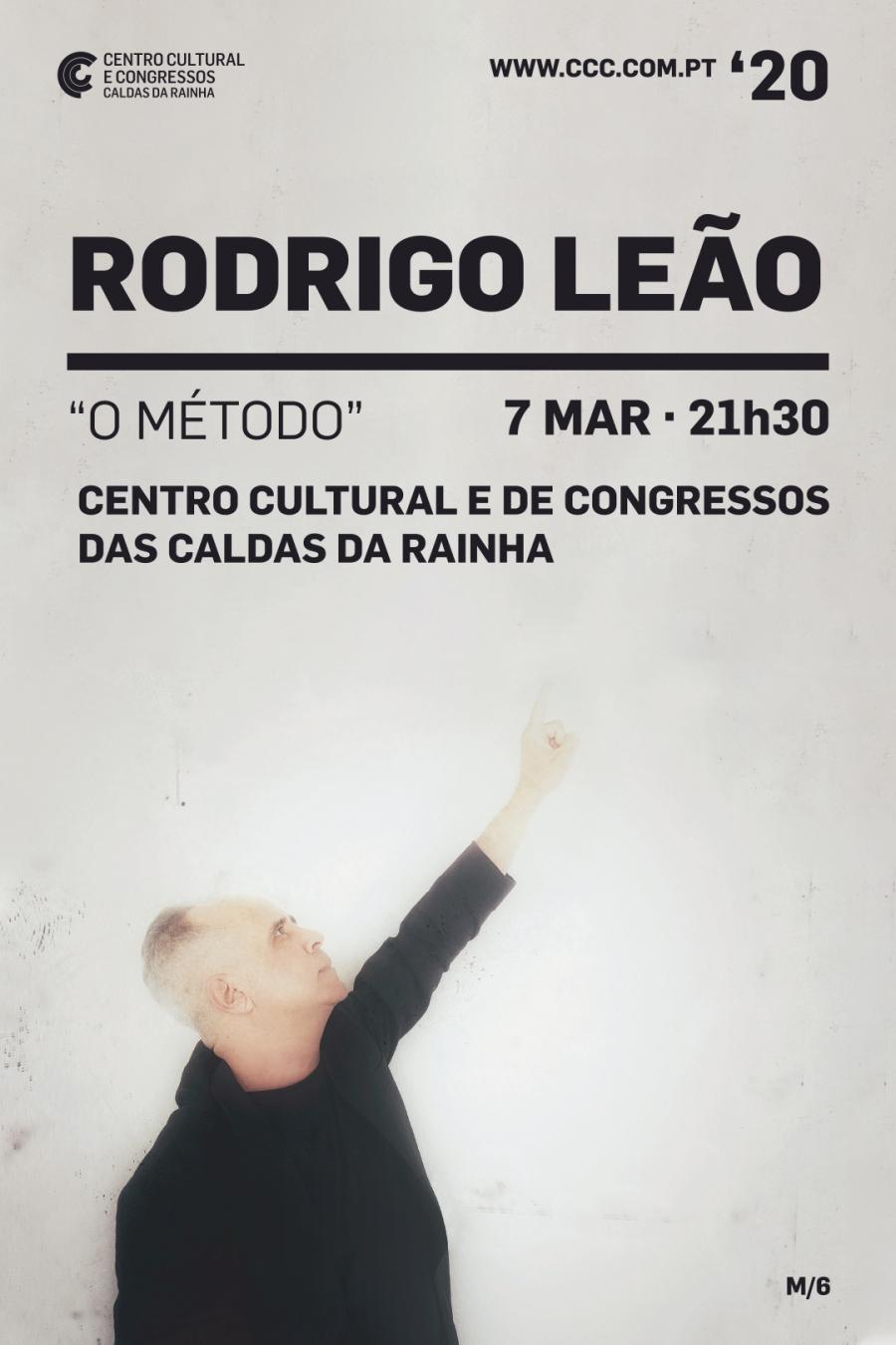 RODRIGO LEÃO - 'O MÉTODO'