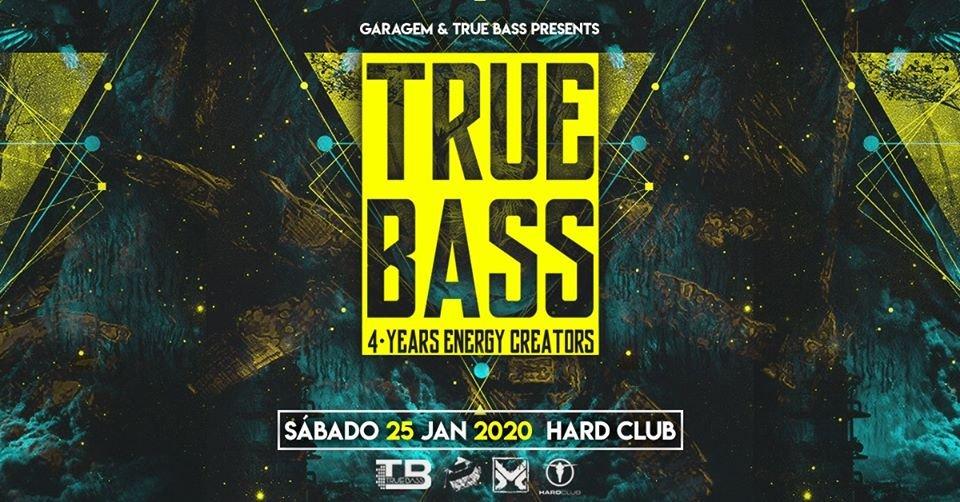 True Bass 4 Years