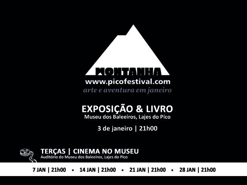 Montanha Pico Festival no Museu do Pico