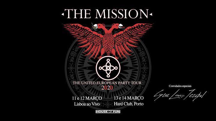 The Mission em Lisboa