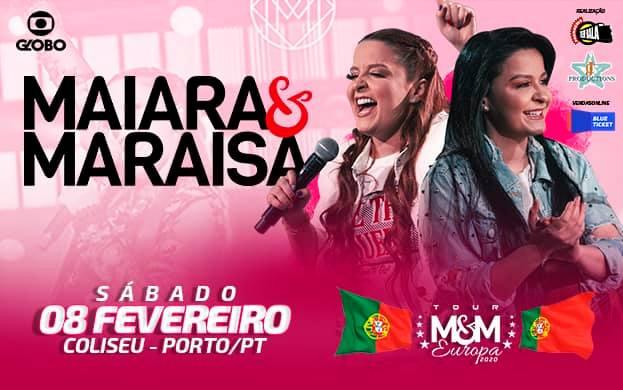 Maiara & Maraisa ( Porto / Portugal