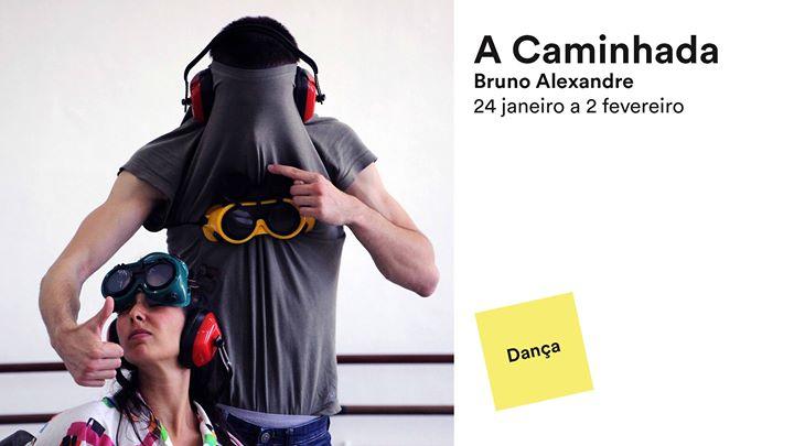 A Caminhada, de Bruno Alexandre