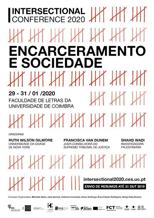 I Intersectional Conference 2020 'Encarceramento e Sociedade'
